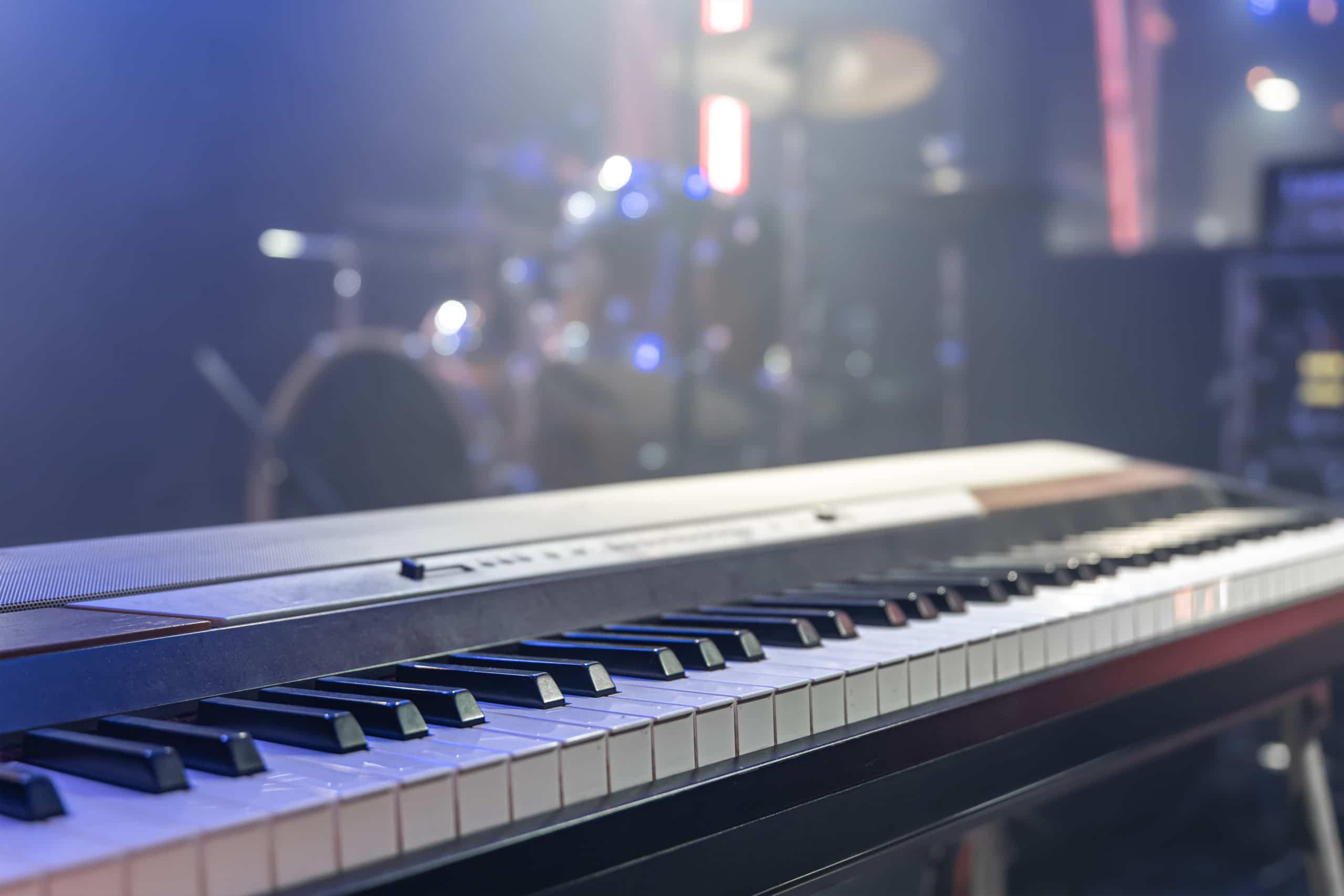 Music Practice Rooms